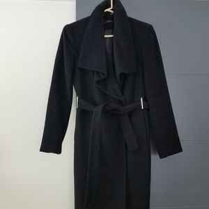 Calvin klein long dress coat